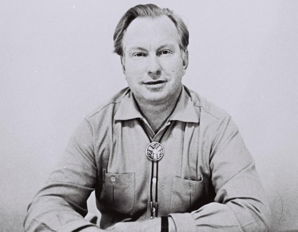 L. Ron Hubbard, a human being who chose to dedicate his life to an extraordinary goal: freedom and justice for humanity.